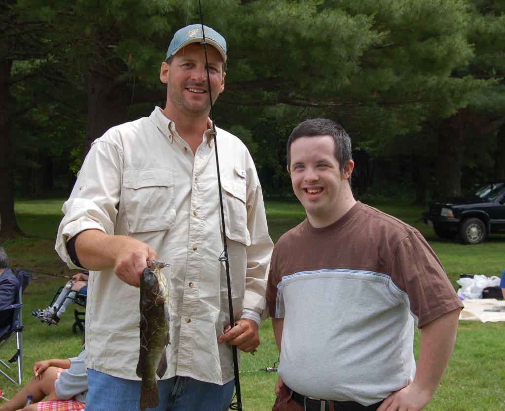Day Habilitation Fishing Excursion