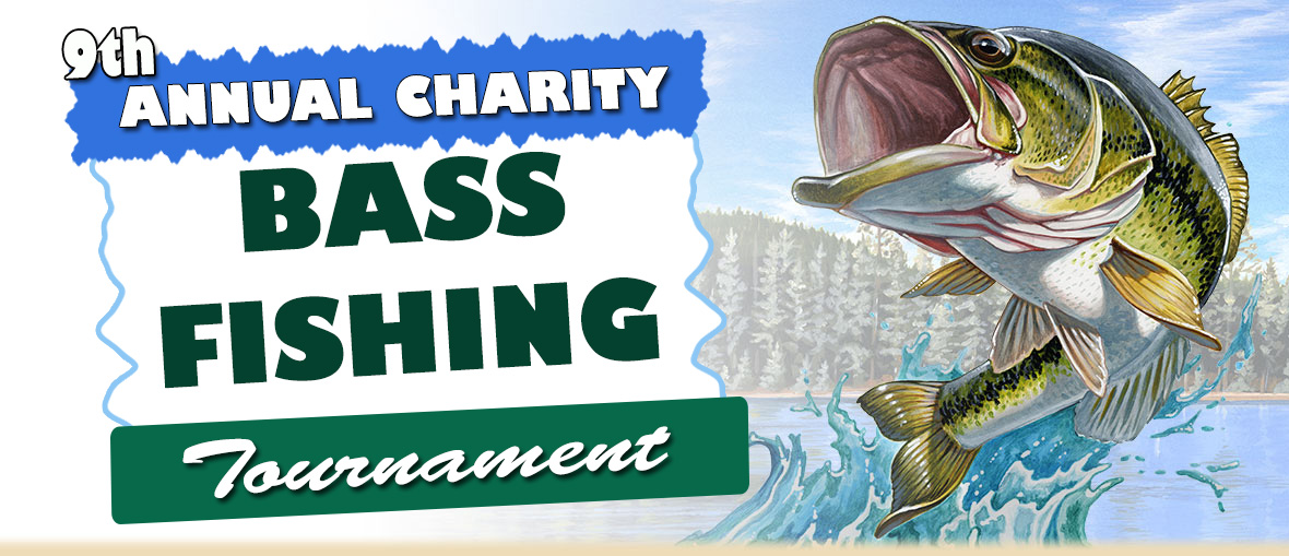 9th Annual Charity Bass Fishing Tournament