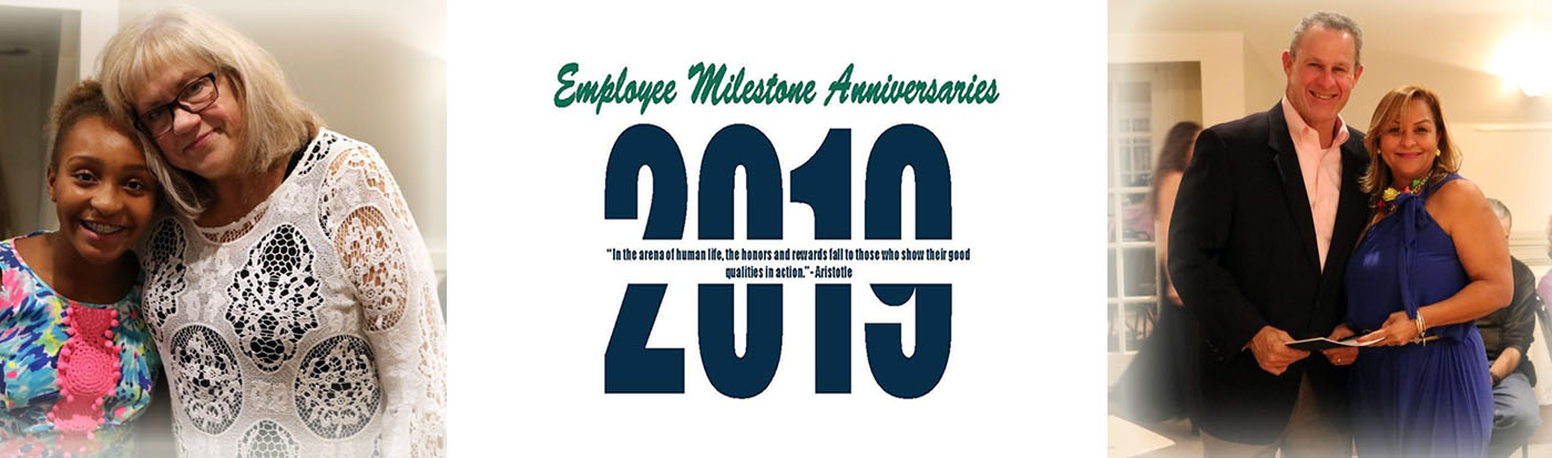 Employee Recognition 2019